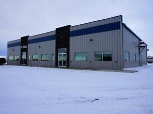 Commercial-Industrial Office & Shop For Lease!