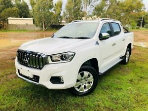 2019 LDV T60 MY17 Luxe (4x4) Blanc White 6 Speed Manual Double Cab Utility Kenwick Gosnells Area Preview