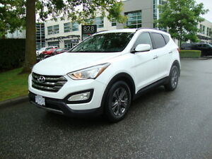2013 HYUNDAI SANTA FE SPORT AWD 2.0 TURBO..  **ONLY 45,000 KM**