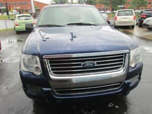 FORD EXPLORER XLT 2007 4X4 AUTO 7SEATS PROPRE LOW KM