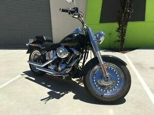 2009 Harley-Davidson FLSTF Fat Boy 1600cc Maddington Gosnells Area Preview
