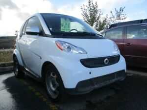 2014 smart fortwo Leather Heated Seats