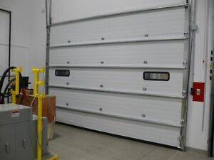 Commercial garage doors door 14 039 w x 10 039 h model 599 for 10 x 8 garage door price