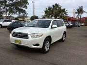 TOYOTA KLUGER KXR  2009 7 SEATERS AUTO BLUETOOTH  REVERSE CAMRA TOW BAR LEATHER SEATS LOG BOOKS  ALL Lansvale Liverpool Area Preview