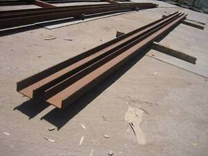 2 x Steel Channel approx 9.1mtr Lengths Gepps Cross Port Adelaide Area Preview