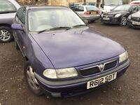 Vauxhall Astra diesel, starts and drives well, MOT until 19th September, car located in Gravesend Ke