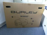 Burley Nomad Bike Bicycle Cycle Trailer NEW BOXED