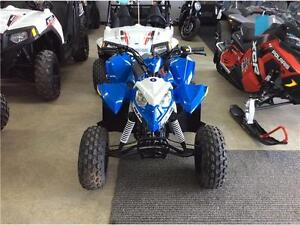 2016 Polaris Outlaw 90 Voodoo Blue