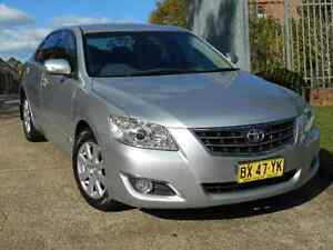 TOYOTA AURION Meadowbank Ryde Area Preview