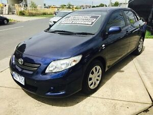 2008 Toyota Corolla ZRE152R Ascent 4 Speed Automatic Sedan Brooklyn Brimbank Area Preview