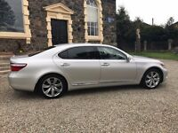 Lexus LS 600h 5.0L Hybrid (Long Wheel Base)