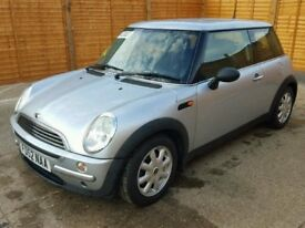 Mini One low mileage very good condition