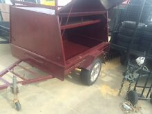 6 x 4 Tradesmen Trailer with Rego Gosnells Gosnells Area Preview