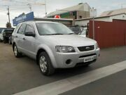 2008 Ford Territory SY MY07 Upgrade SR2 (RWD) Silver 4 Speed Auto Seq Sportshift Wagon Newtown Geelong City Preview