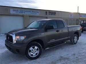 2008 Toyota Tundra SR5 TRD-DOUBLE CAB-4x4-5.7-LOADED-ALLOYS