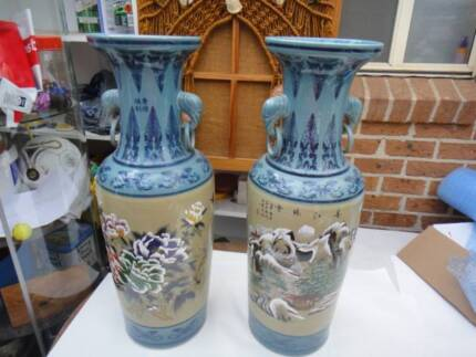 Wedgwood Chinese Tigers Vase Collectables Gumtree Australia