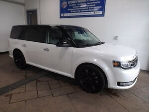 2017 Ford Flex Limited AWD LEATHER NAVI SUNROOF