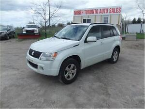 2008 SUZUKI GRAND VITARA - 4X4 --  VEHICLE SOLD !!