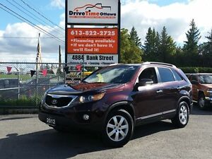 2012 Kia Sorento LX **ONE OWNER**