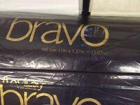 Brand New 8mm Carpet Underlay roll (15m² of 8mm felt and grip))