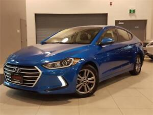 2017 Hyundai Elantra GL-AUTO-REAR CAM-HEATED SEATS-ONLY 51KM