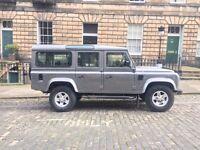 Land Rover Defender 110 2.4 TDI XS LWB