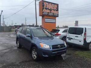 2010 Toyota RAV4 ***4WD***6 CYLINDER***ONLY 158 KMS****