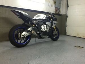 Yamaha R1M limited, rare and a great deal