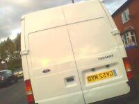 transit van 02 reg mot feb 2017 mwb semi hi engine n gear box great very clean in/out bargain £1050