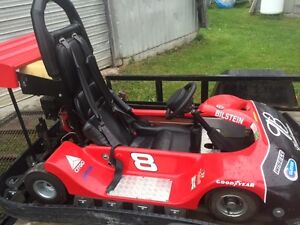 KREATIVE KARTS, GO CARTS, RECREATIONAL KARTS, AMUSEMENT KARTS