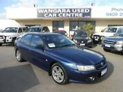 2005 Holden Commodore VZ Lumina 4 Speed Automatic Sedan Wangara Wanneroo Area Preview