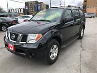 2006 Nissan Pathfinder SE 4X4..7 PASSENGER LOW KMS...ONLY $7750. City of Toronto Toronto (GTA) Preview