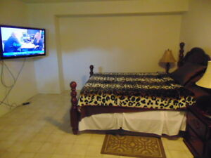 All furnished Move-in Ready Room Available