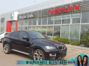 2014 BMW X6 xDrive35i ** Low Kilometers ** SALE PRICE!!