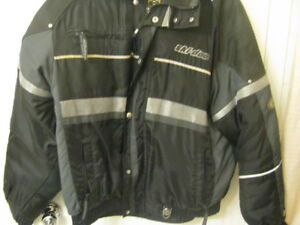 Men's Vintage SKI-DOO Winter Jacket
