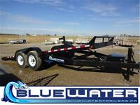 2015 Canada Trailers 7 x 20 Full Tilt Trailer!! POWDER COATED!!