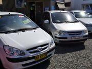 2004 Hyundai Getz TB 5D GL HATCH Silver 5 SP MANUAL Hatchback Wauchope Port Macquarie City Preview