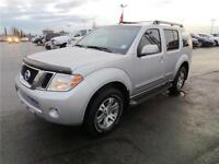 2012 NISSAN PATHFINDER SV 4X4 DRIVE AWAY TODAY WITH $0 DOWN WOW!