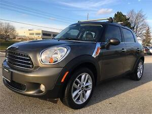2012 MINI Cooper Countryman - Pano Roof / Leather (SOLD)