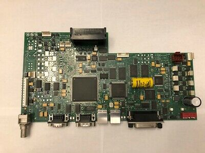 Agilent Series 1100 Hplc G1311-66540 66520 Quaternary Pump Main Board