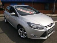 2013 FORD FOCUS 1.6TDCi ZETEC //TAX EXEMPT//