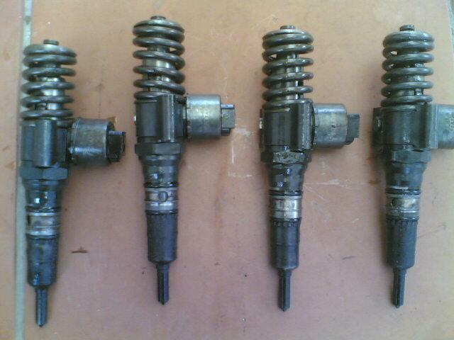 vw golf5 20tdi engine injectors''BKD''