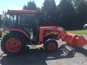 TRACTEUR KUBOTA L3430 TRACTOR -CHARGEUR