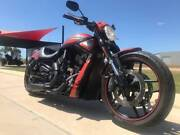 Harley Davidson  vrod Nightrod Special 2012 HD Mount Louisa Townsville City Preview