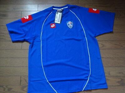 Serbia & Montenegro 100% Original Soccer Jersey Shirt XXL 2004/04 Home BNWT (Montenegro Home Jersey)
