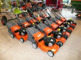 Lawnmowers Husqvarna walk behinds