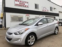 2012 Hyundai Elantra GLS Automatic. SALE PRICED ONLY $8400! Red Deer Alberta Preview