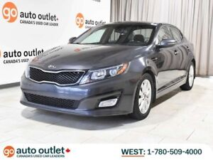 2015 Kia Optima EX LUXURY; LEATHER HEATED/COOLED SEATS, HEATED S