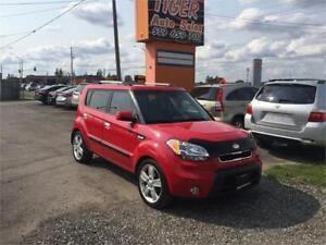 2010 Kia Soul 4u***SUNROOF***BLUETOOTH***AUTO***ONLY 139 KMS****