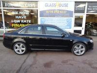 Audi A4 2.0TDI 2006 S Line F/S/H £2300 of Extras P/X Swap